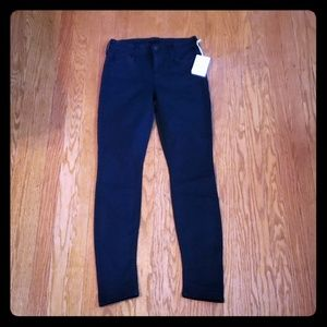 Mother Denim Mid Rise Looker Jeans